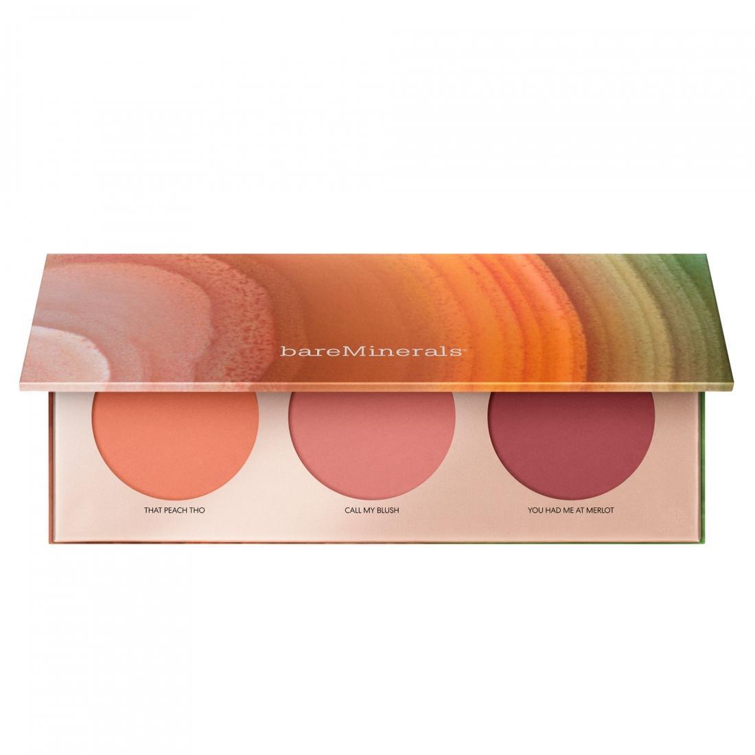bareMinerals Desert Bloom Gen Nude Mini Blush Palette