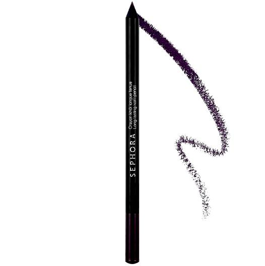 Sephora Waterproof Kohl And Liner Keep Black 01