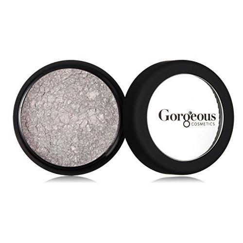 Gorgeous Cosmetics Shimmer Silver Suede