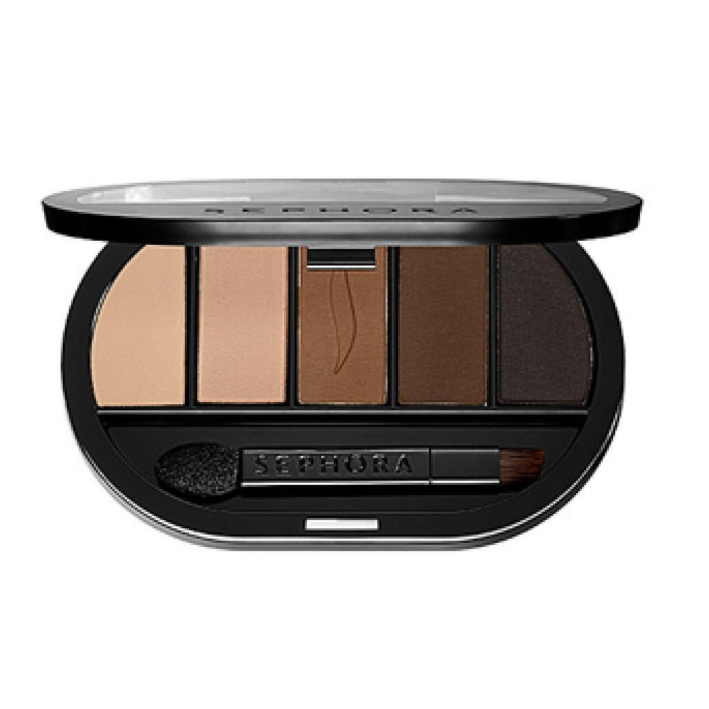 Sephora Colorful 5 Nude To Neutral Eyeshadow Palette No. 13