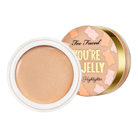 Too Faced You're So Jelly Highlighter Gilded Champagne