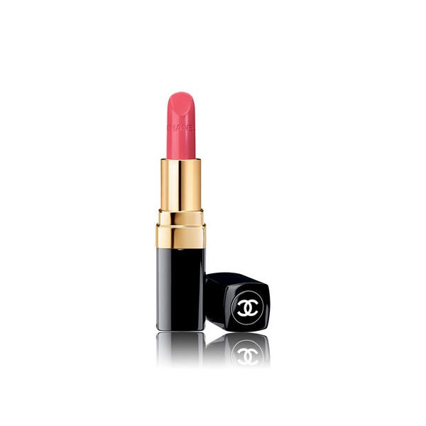 Chanel Rouge Coco Shine Lipstick Corail Radieux 122