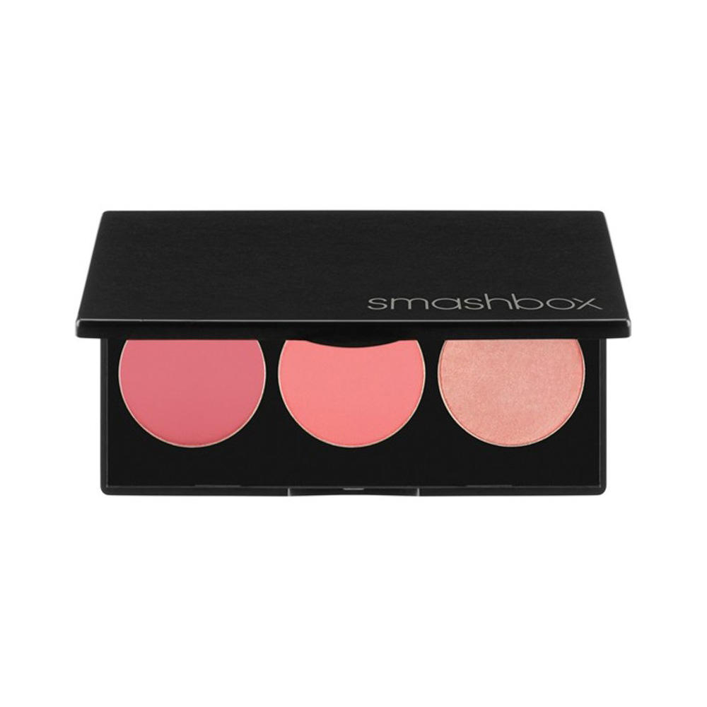 Smashbox L.A. Lights Blush & Highlighter Palette Pacific Coast Pink