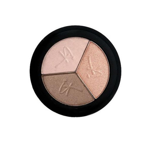 IT Cosmetics Luxe High Performance Eyeshadow Trio Pretty In Nudes