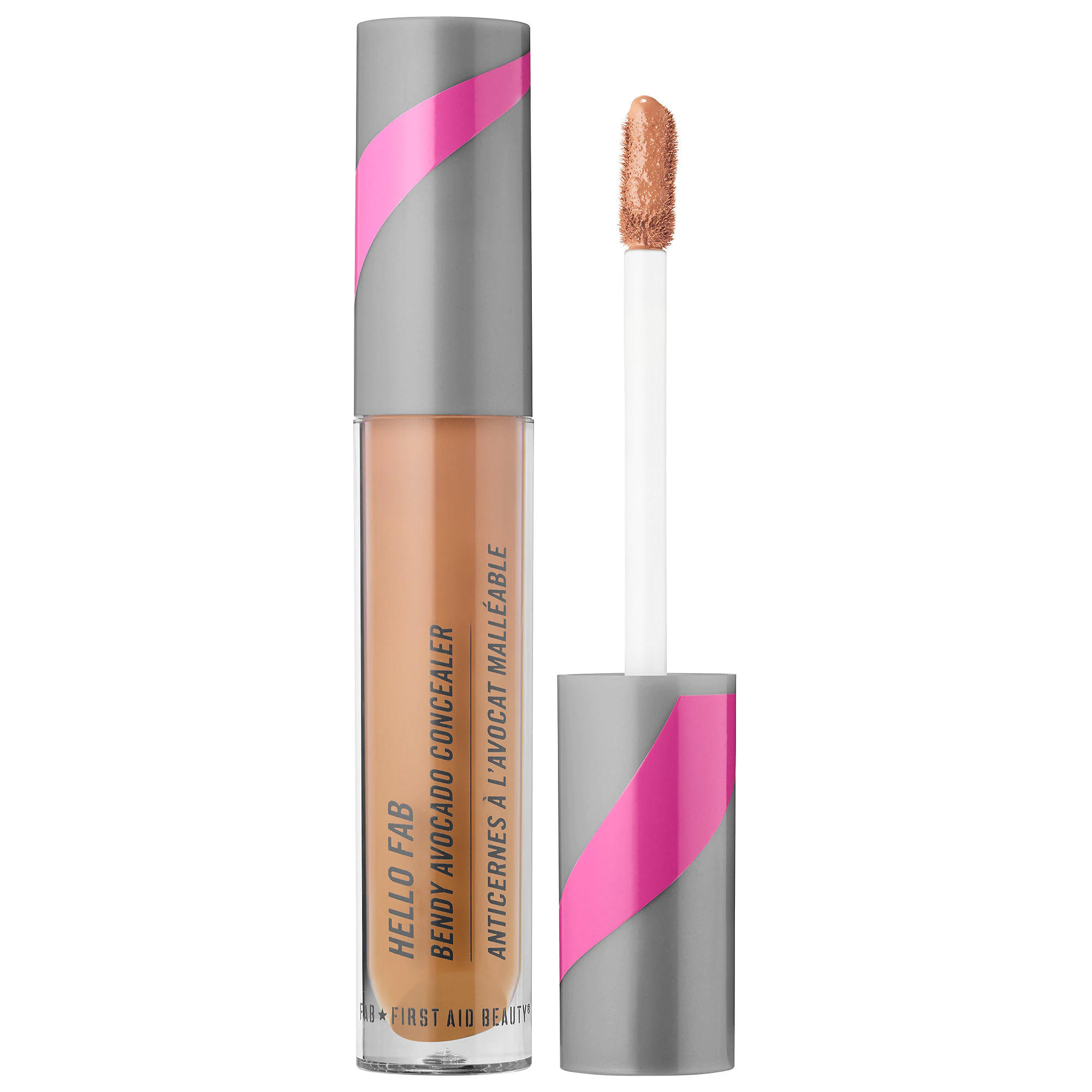First Aid Beauty Hello FAB Bendy Avocado Concealer 6