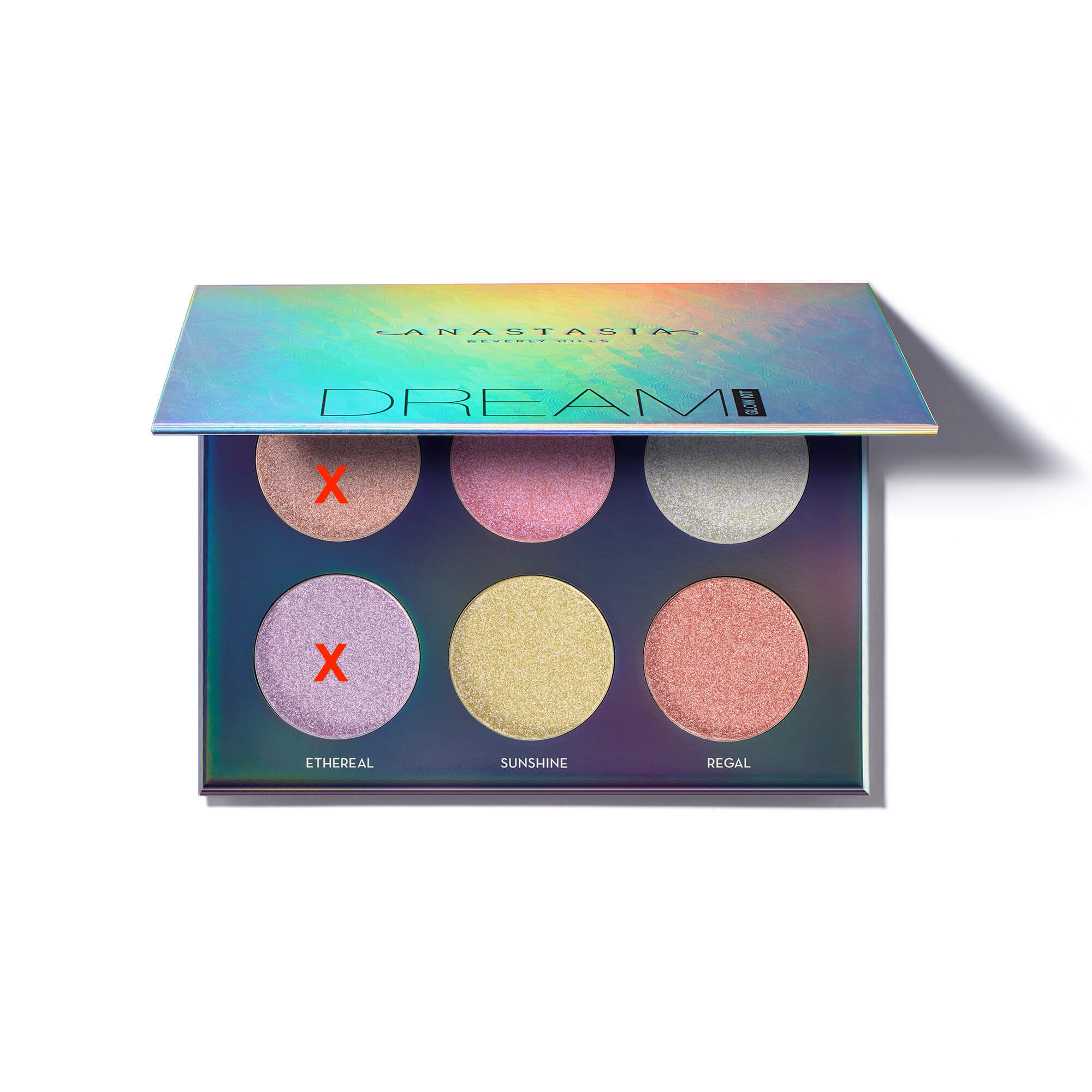 Anastasia Dream Glow Kit (without wish and ethereal)