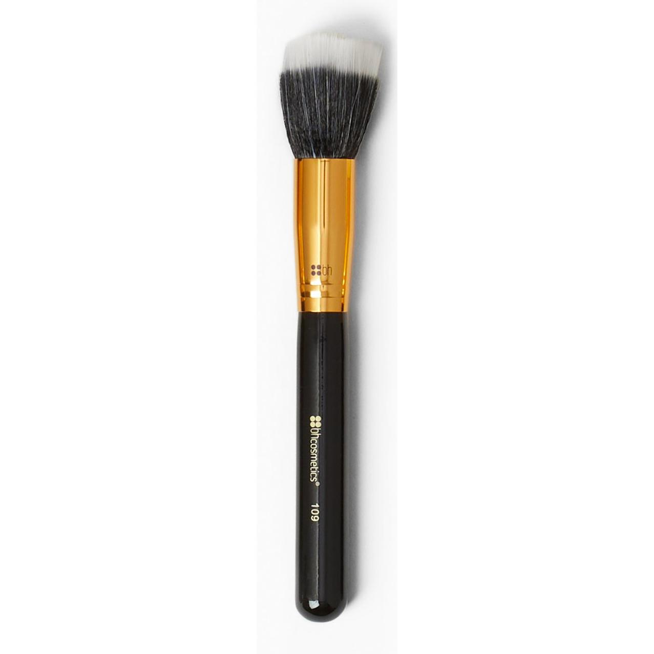 BH Cosmetics Duo Fiber Brush 109