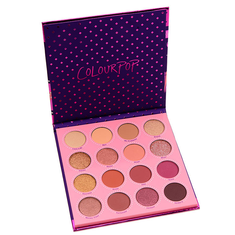 ColourPop Fortune Eyeshadow Palette