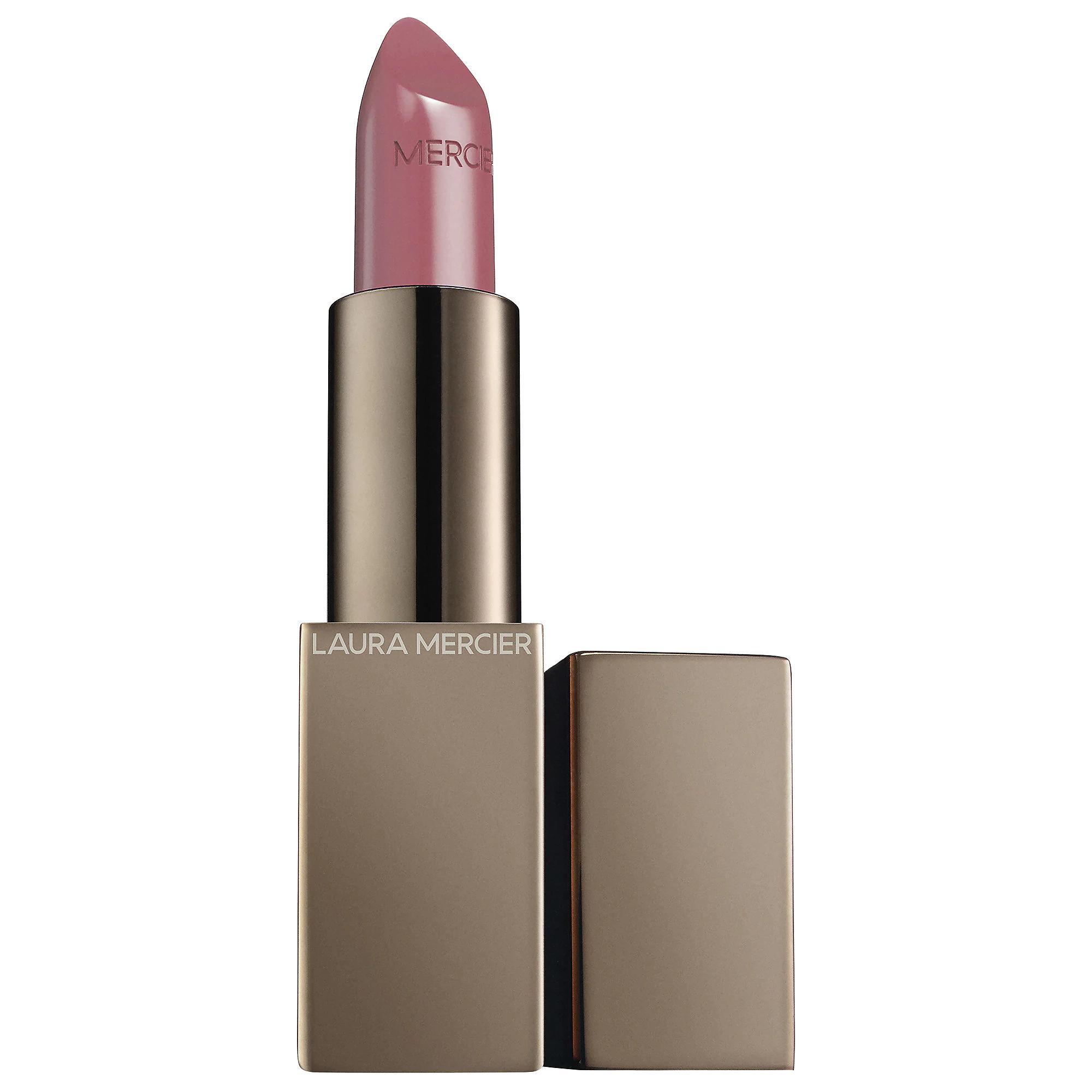 Laura Mercier Rouge Essentiel Silky Creme Lipstick A La Rose
