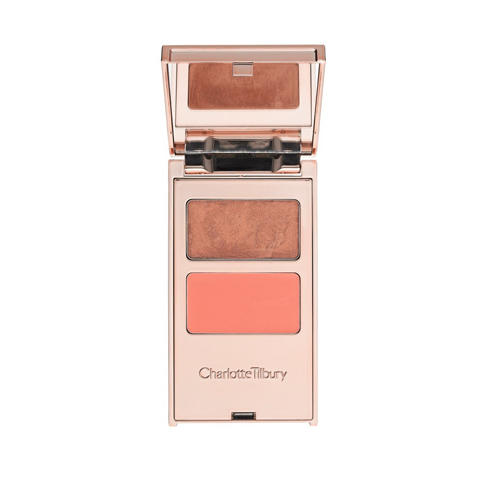 Charlotte Tilbury Filmstars On The Go Cream Shadow Palette Breakfast At Tiffany's