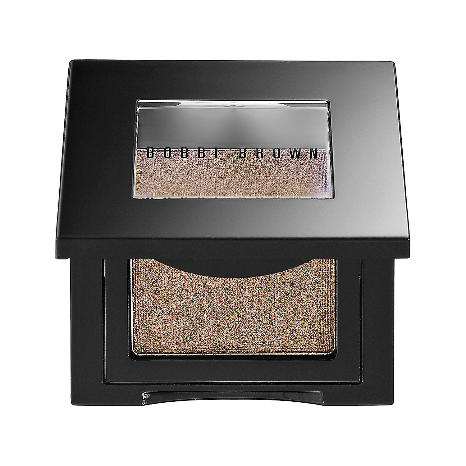 Bobbi Brown Metallic Eyeshadow Burnt Sugar 9