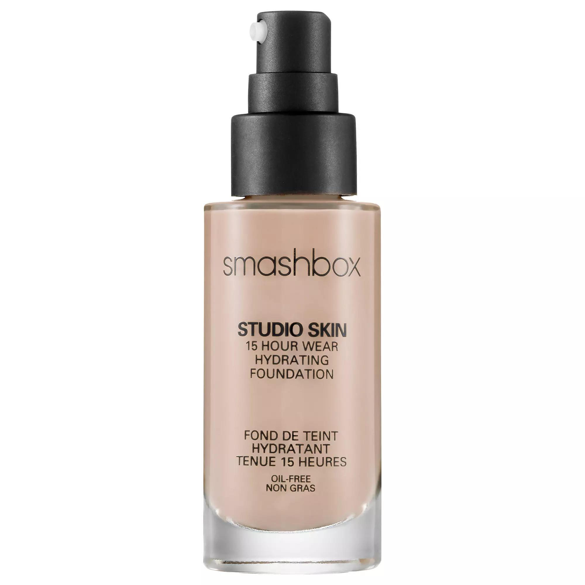 Smashbox Studio Skin 15 Hour Hydrating Foundation 0.5