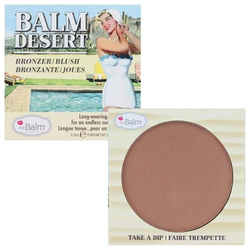 The Balm Balm Desert Bronzer / Blush