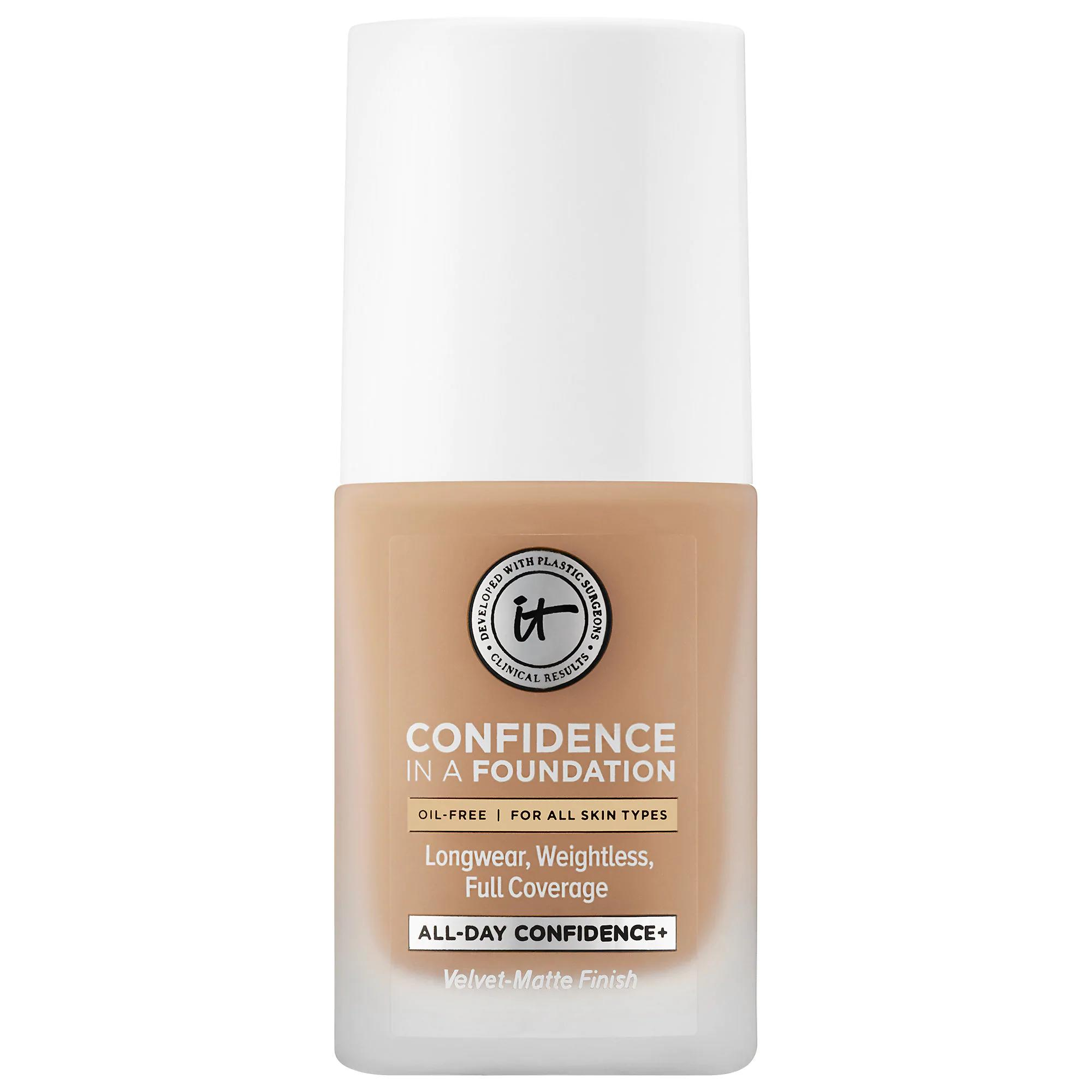 IT Cosmetics Confidence in a Foundation Tan Beige 300