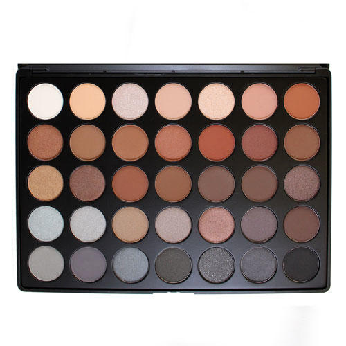 Morphe 35 Color Koffee Eyeshadow Palette 35K