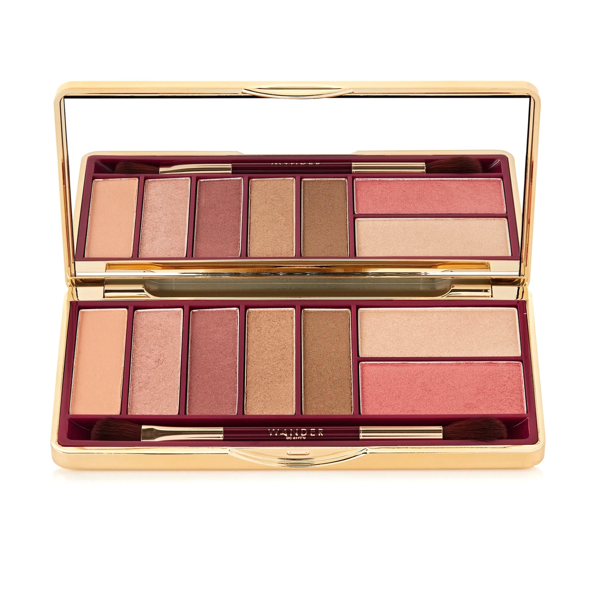 Wander Beauty Wanderess Fever Eye And Face Palette