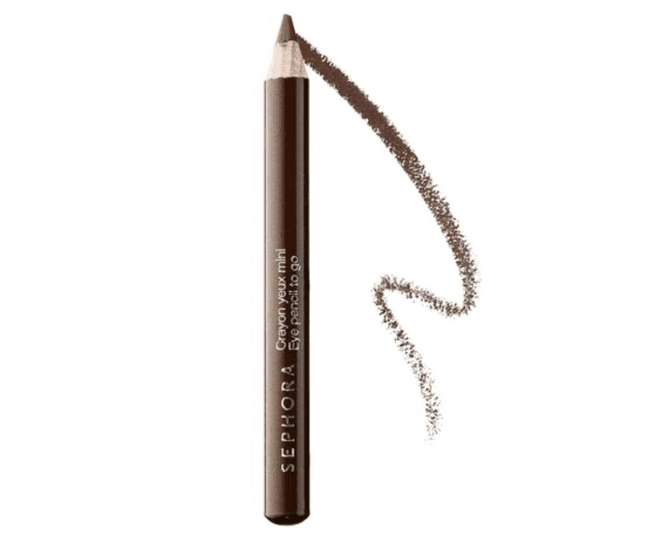Sephora Eye Pencil To Go Chocolate Brown 02