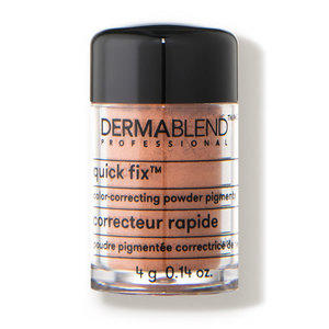 Dermablend Quick Fix Color-Correcting Powder Pigments Orange