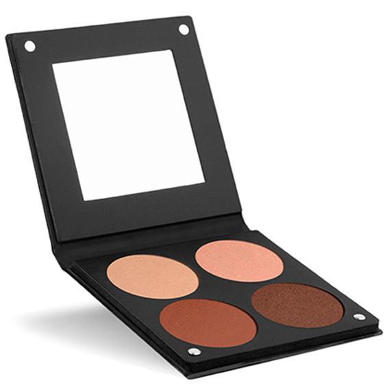 Make-Up Atelier Paris Palette 4 Blush 3D Mixed Skin