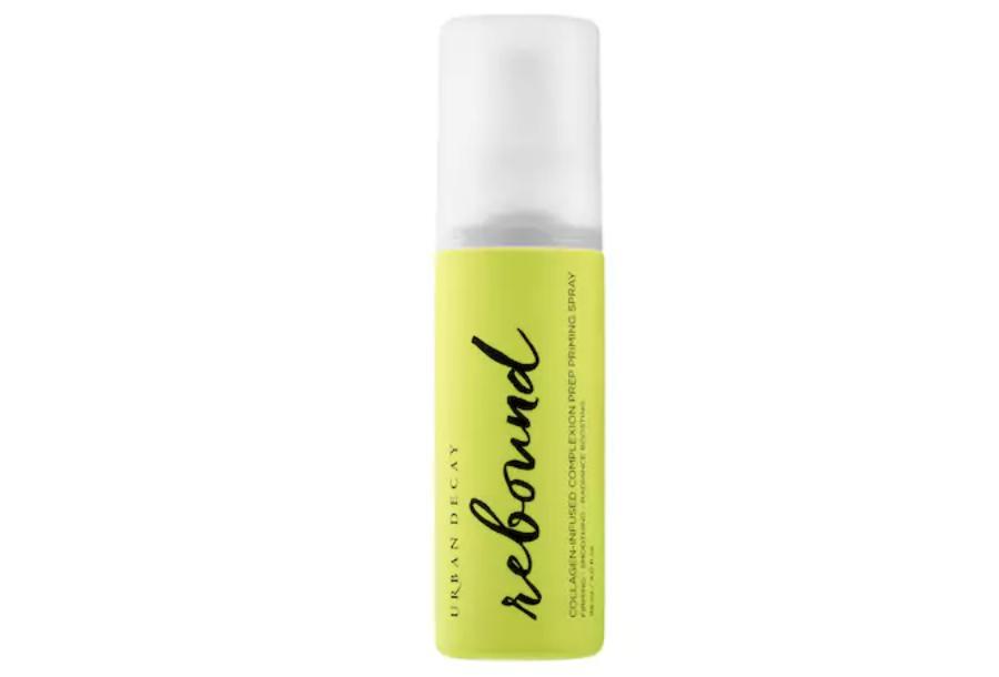 Urban Decay Rebound Collagen-Infused Complexion Prep Priming Spray
