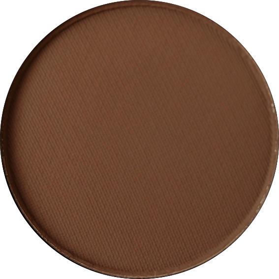 MAC Eyeshadow Refill Ground Brown
