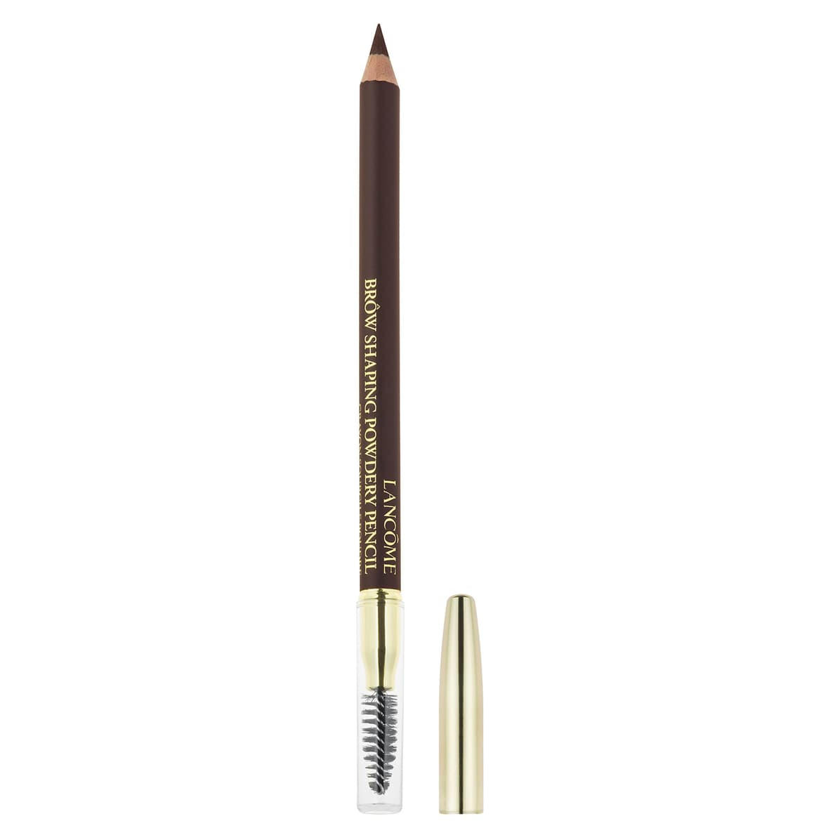 Lancome Brow Shaping Powdery Pencil Dark Brown 08
