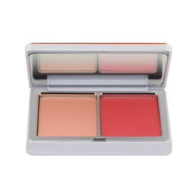 Natasha Denona Blush Duo #13 Toutou 02 Golden Carribbean Coral 08
