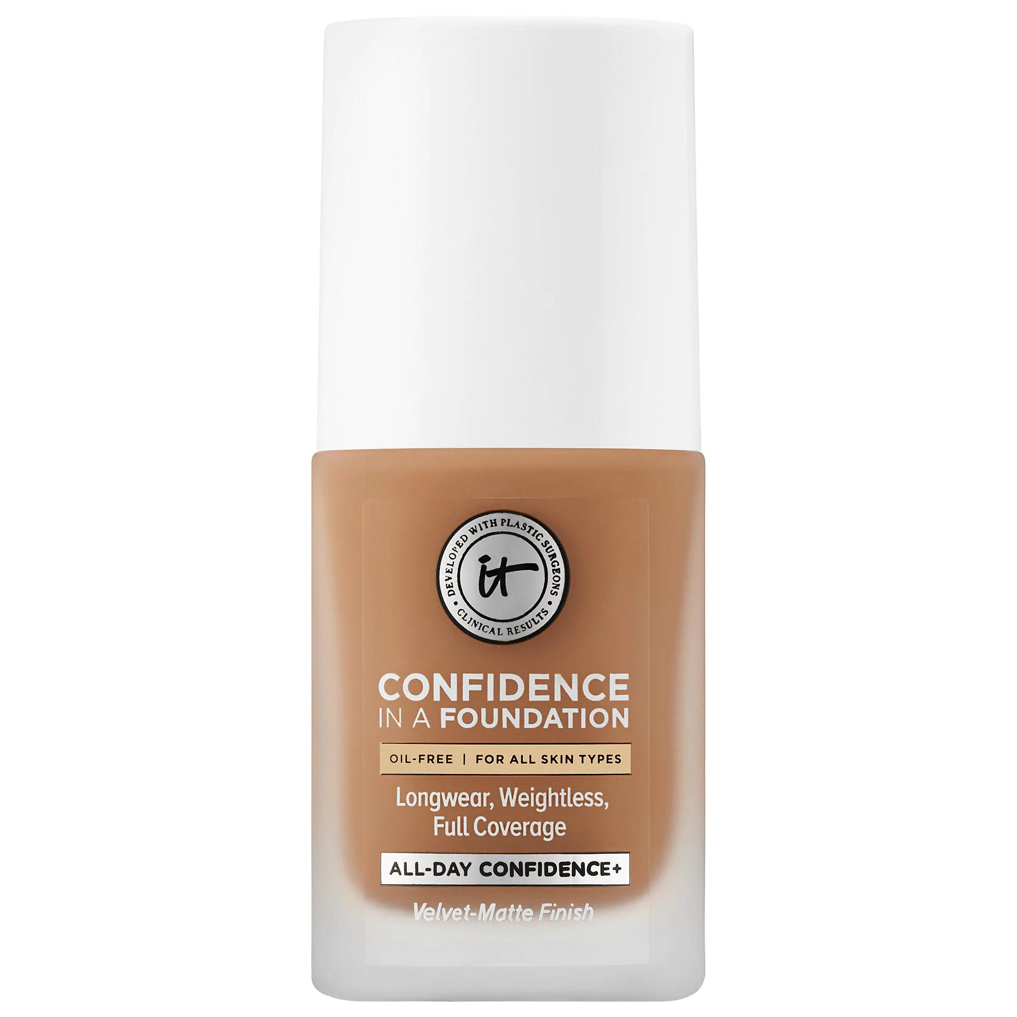 IT Cosmetics Confidence in a Foundation Rich 410