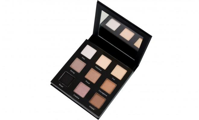 RealHer Be Your Own Kind Of Beauty Shadow Palette I