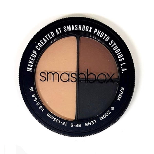 Smashbox Photo Edit Eyeshadow Trio Let's Focus