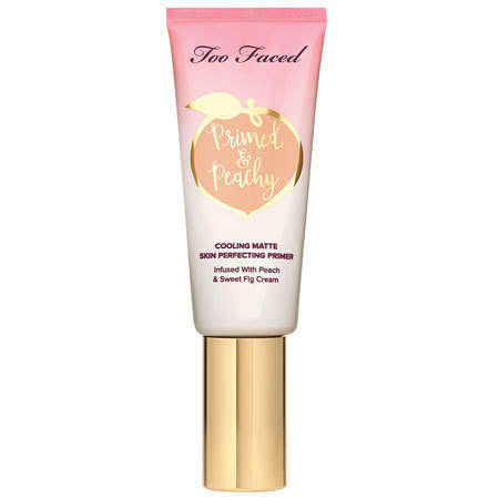 Too Faced Primed & Peachy Cooling Matte Primer