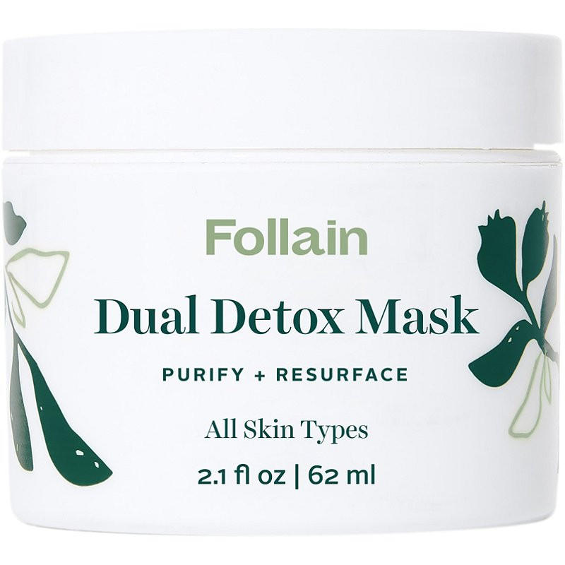 Follain Dual Detox Mask Mini