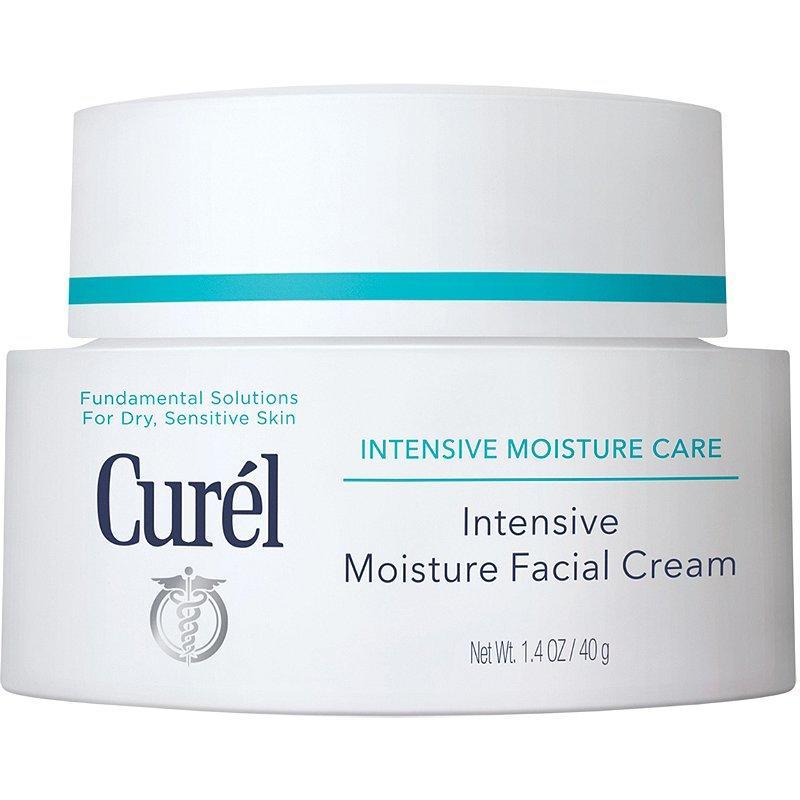 Curel Intensive Moisture Facial Cream Mini