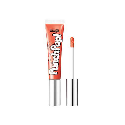 Benefit Punch Pop Liquid Lip Color Mango