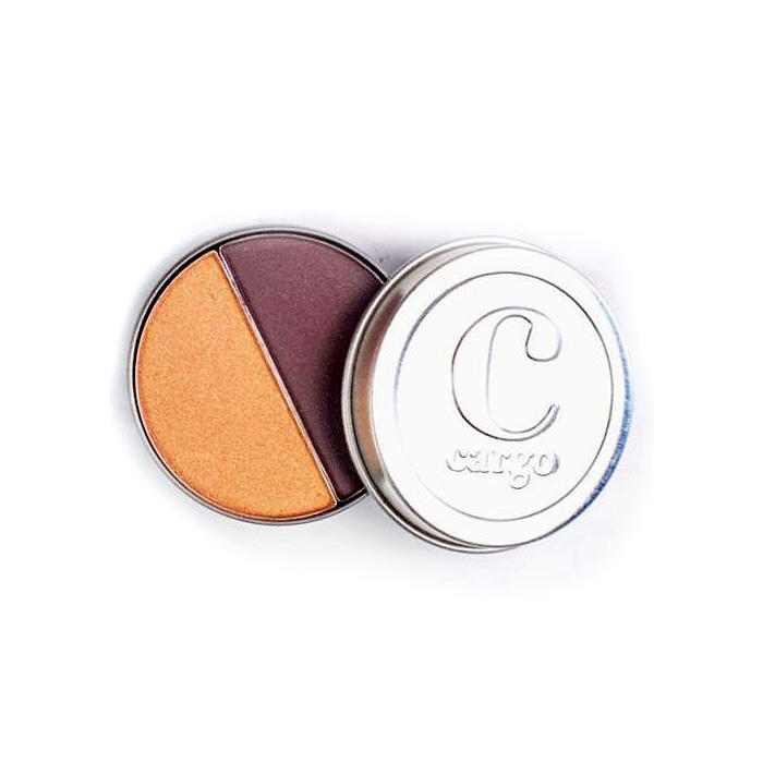 Cargo Cosmetics Eyeshadow Duo Sand & Ferry