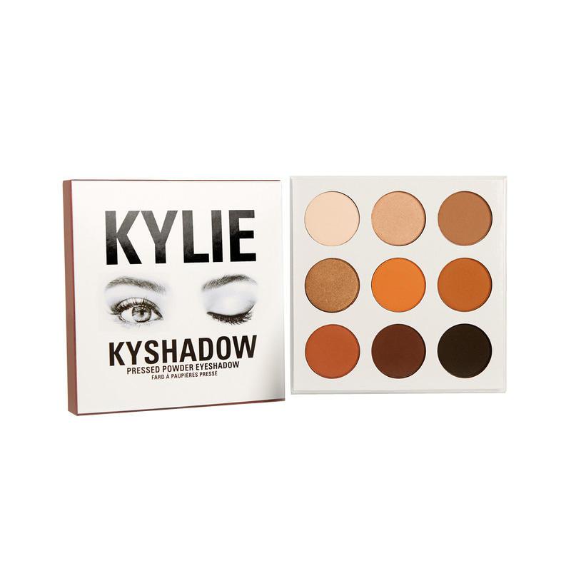 Kylie Kyshadow Pressed Powder Eyeshadow The Bronze Palette