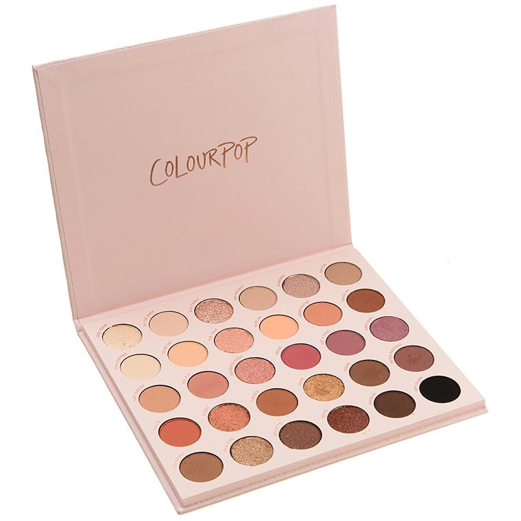ColourPop Bare Necessities Shadow Palette