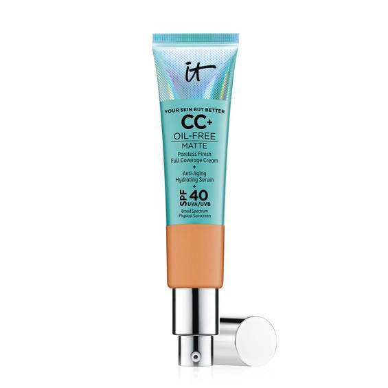 It Cosmetics Your Skin But Better CC+ Cream Oil-Free Matte Tan