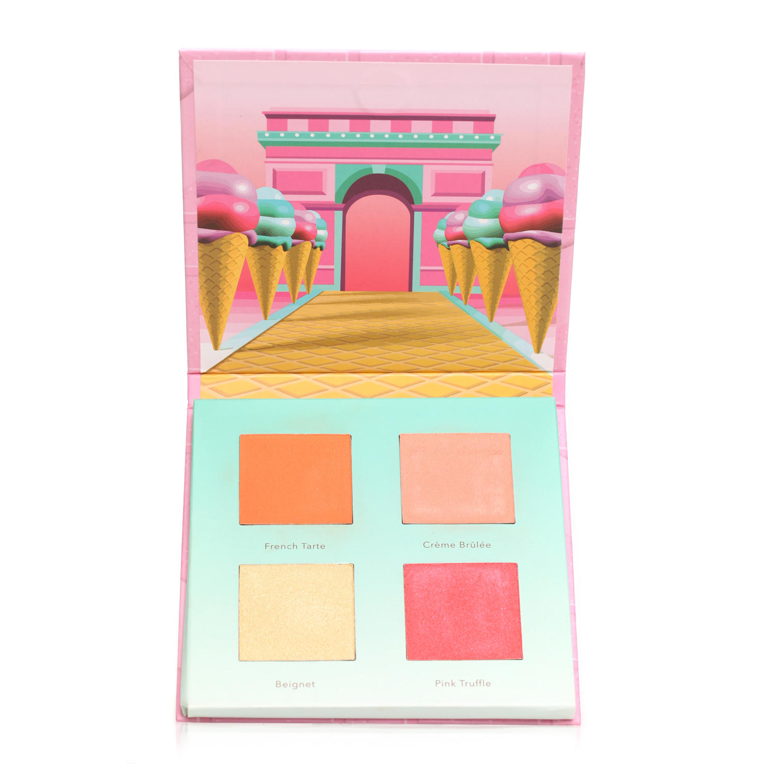 Beauty Bakerie Scoops Elysees Face & Body Palette