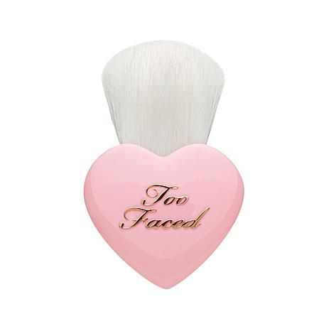Too Faced Heart Flatbuki Brush