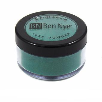 Ben Nye Lumiere Luxe Powder LX-14 Emerald Green