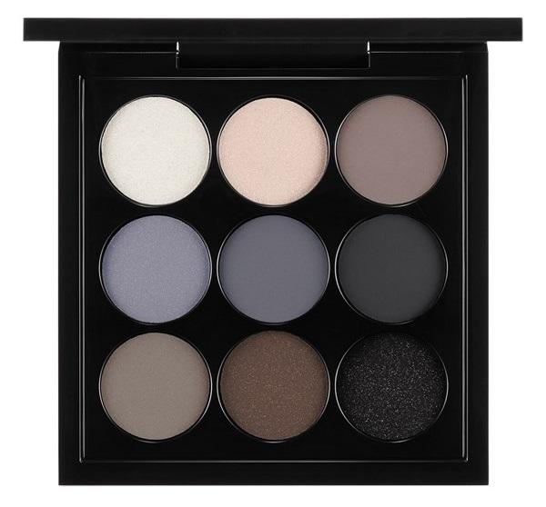 MAC Eyeshadow Palette Navy Times Nine