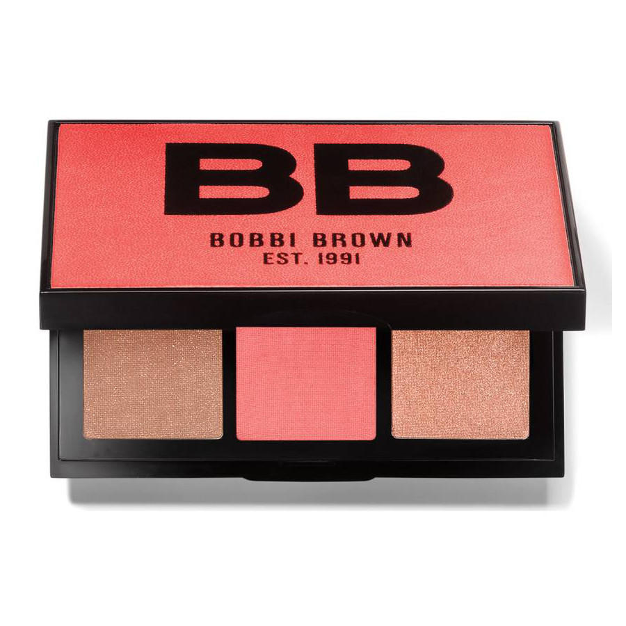 Bobbi Brown Illuminating Cheek Palette Peach