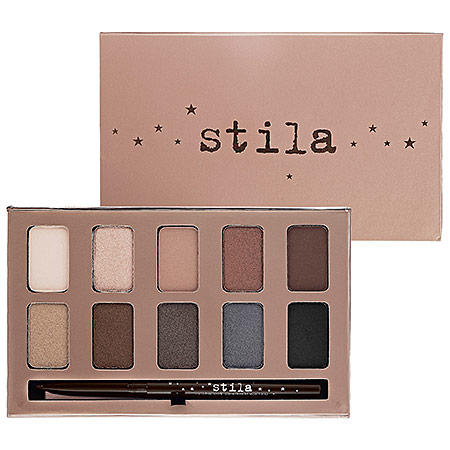 Stila In The Light Eyeshadow Palette (Without Pencil)