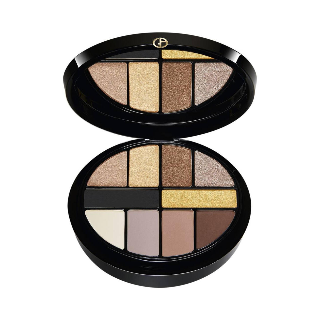 Giorgio Armani Eye And Face Palette Holiday Night Light