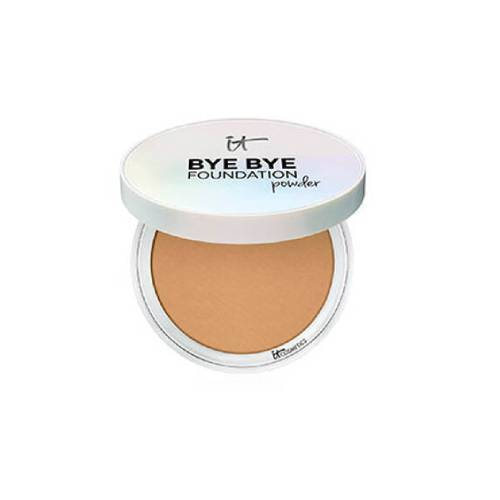 IT Cosmetics Bye Bye Foundation Powder Medium Tan