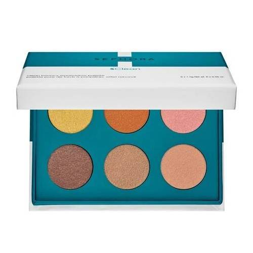 Sephora Collection Clean Bouncy Eyeshadow Palette Monarch