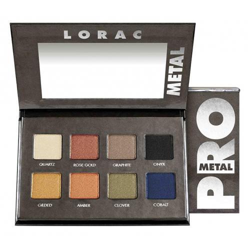 LORAC Pro Metal Eyeshadow Palette