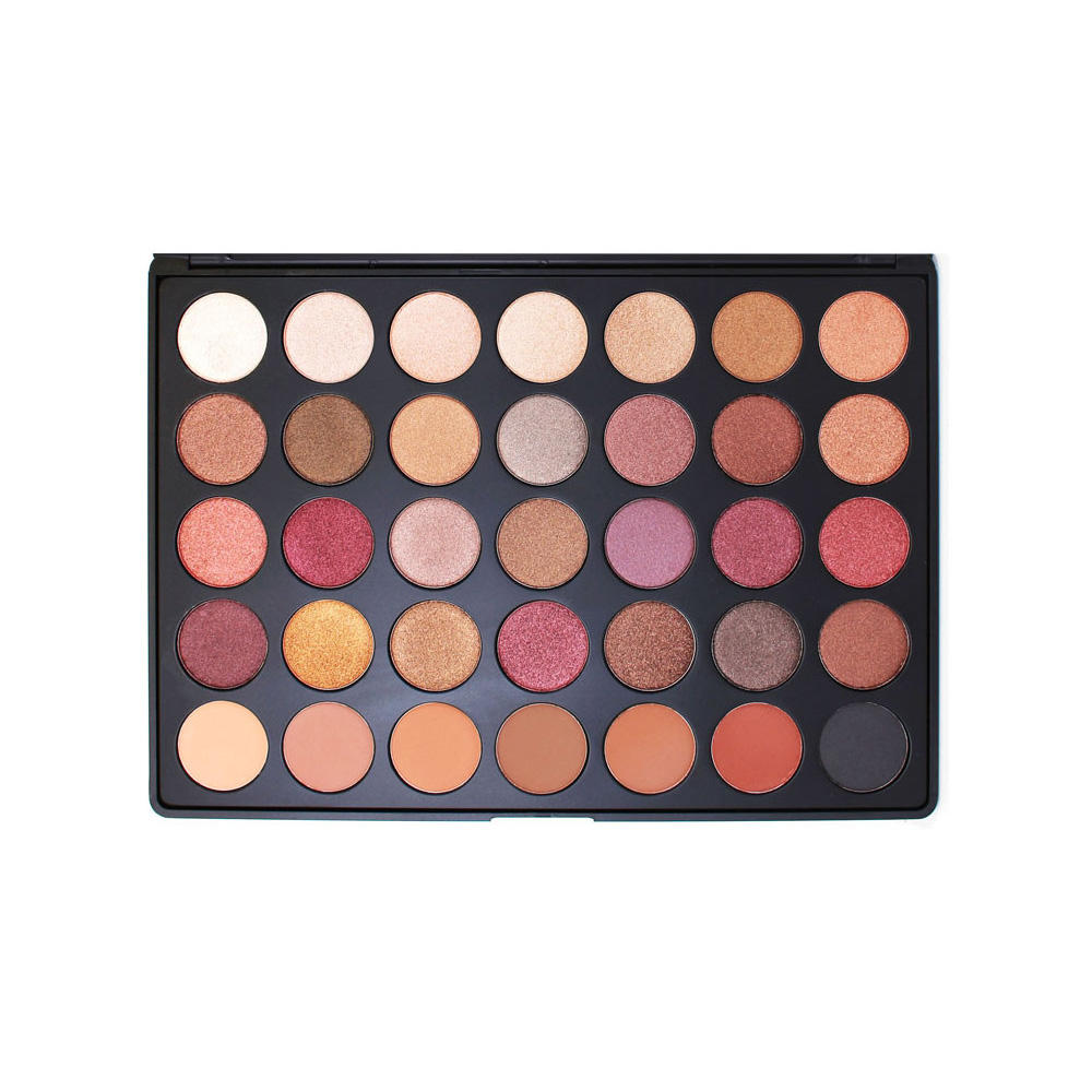 Morphe 35 Color Fall Into Frost Eye Palette 35F