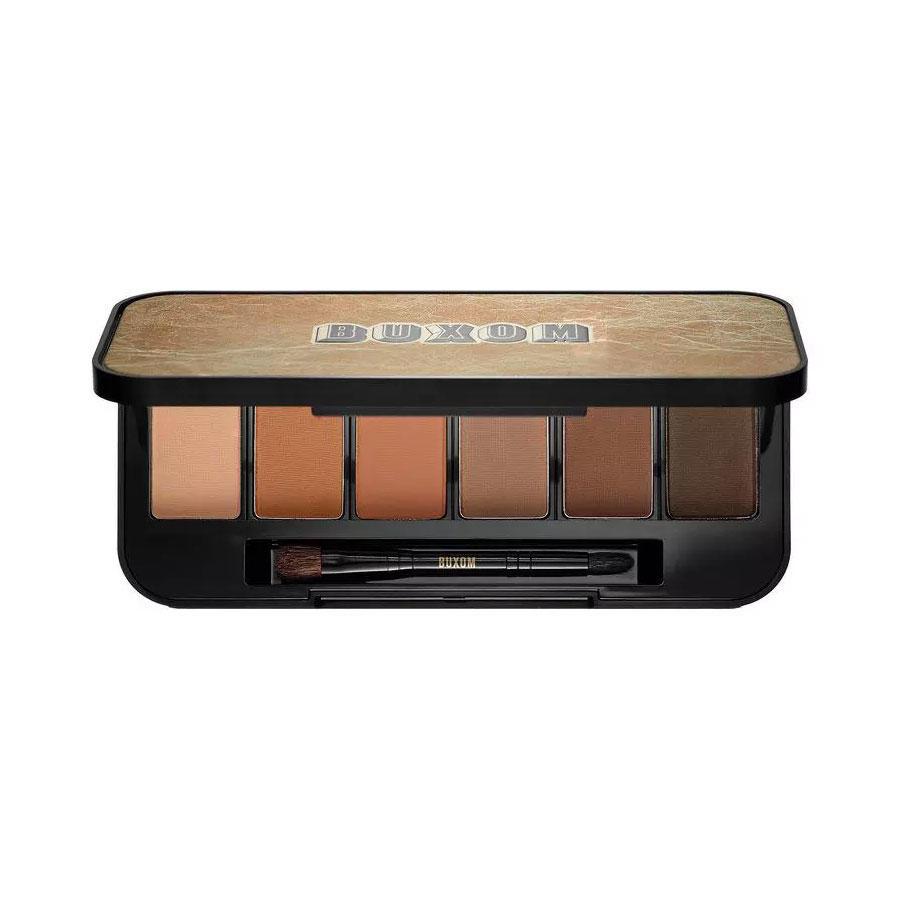 Buxom Eyeshadow Bar Palette Suede Seduction